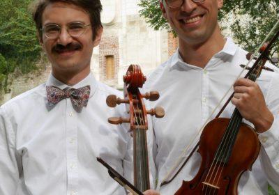 Concert duo violon-violoncelle - 0
