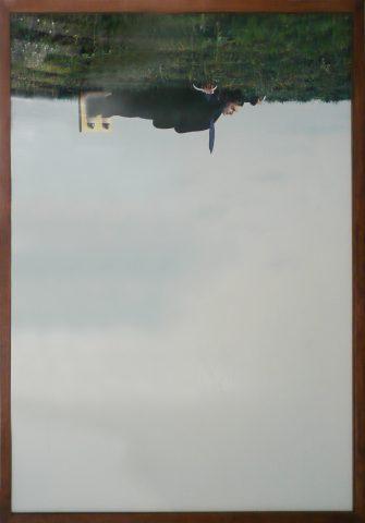 Philippe RAMETTE, Inversion de pesanteur, 2003 (Collection Géotec)