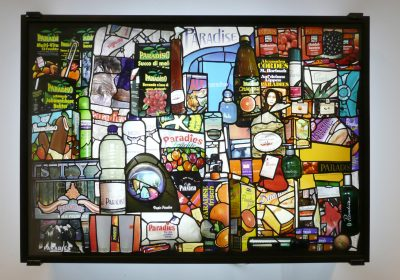 PAUSE ART – Miguel Rothschild, «Paradise I», 2005 (Collection Géotec)