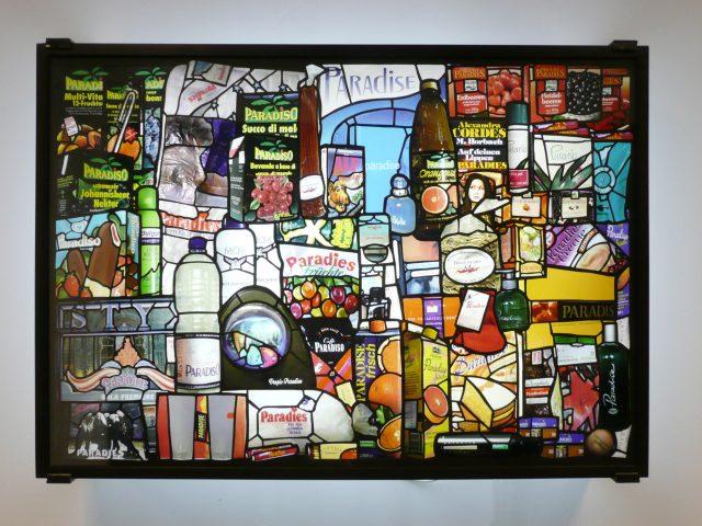 PAUSE ART – Miguel Rothschild, «Paradise I», 2005 (Collection Géotec) - 0