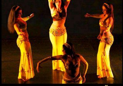 Samara, Danse orientale