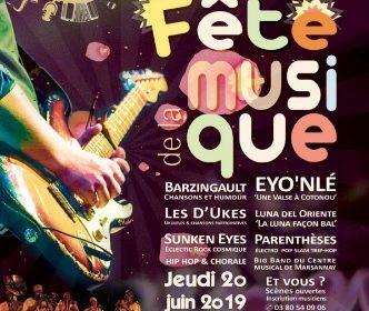 Fête de la musique à Marsannay-la-Côte