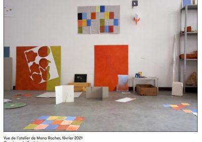 Exposition « LA VEILLÉE » – MONA ROCHER