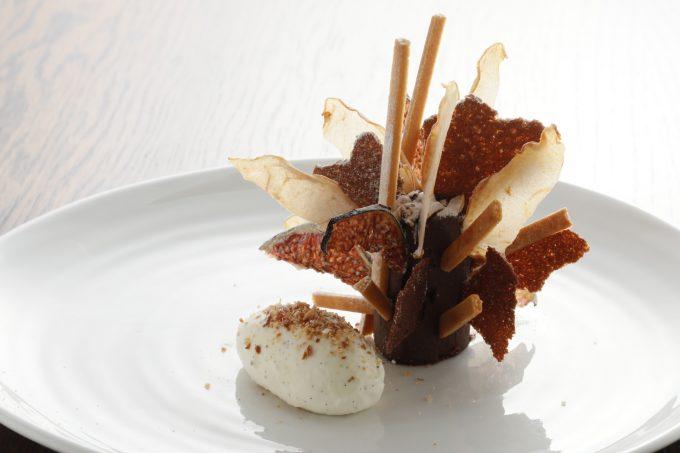 Terrine de chocolat au marc de Bourgogne