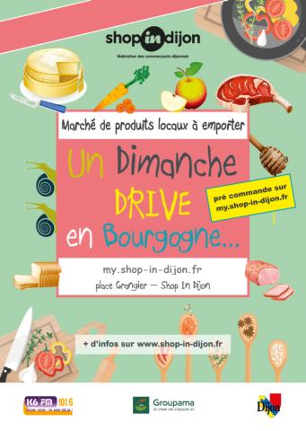 Drive en Bourgogne
