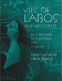 Vies de labos, exposition photos de Vincent Arbelet