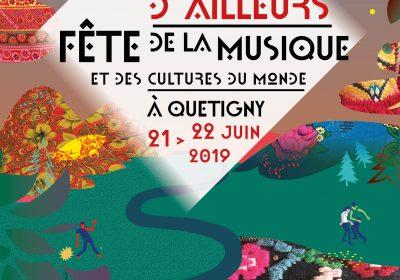 Fête de la musique Quetigny – Festival En Quet'd'ailleurs