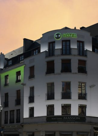 Hôtel B&B Dijon Centre