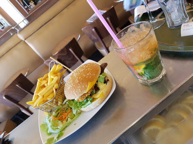 burger et mojito