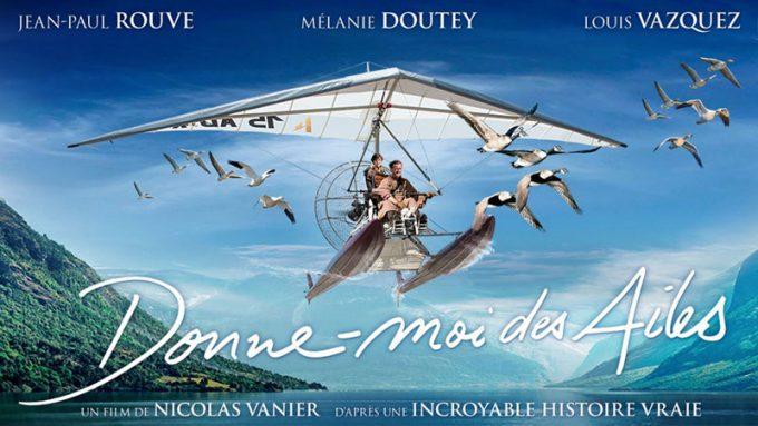 Cinéma plein air : Une toile sous les étoiles «Donne-moi des ailes» - 0