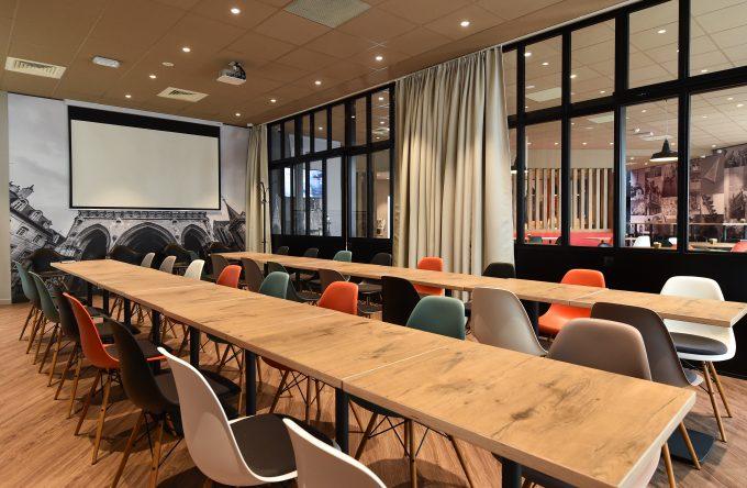 Salle réunion Ibis Dijon Centre Clemenceau