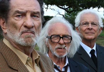 Projection du film «Les vieux fourneaux»