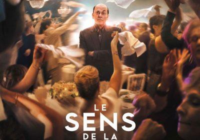 Cinéma en plein air «Le sens de la fête»