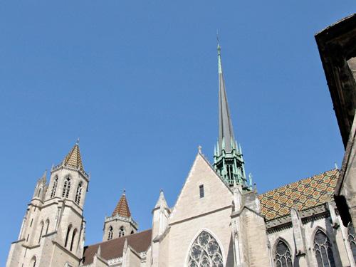 photo église de Dijon Saint Bénigne 1