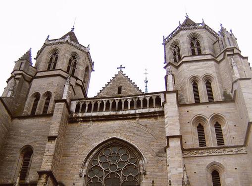 photo église de Dijon Saint Bénigne 2