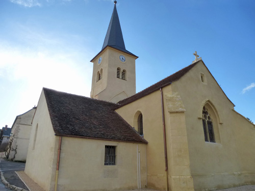 photo église de moloy