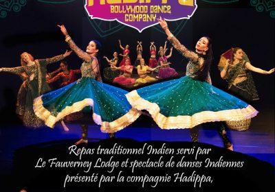 Repas-spectacle Indien