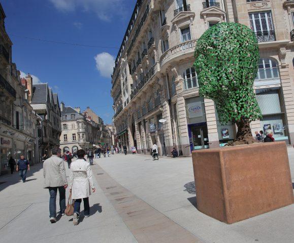 rue de la Liberté © Ville de Dijon