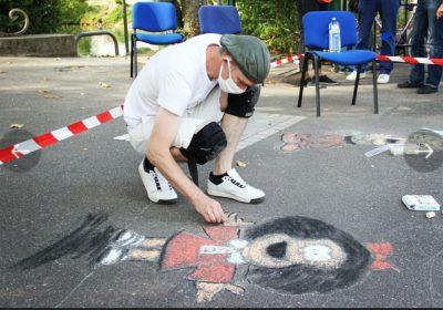 l'atelier Street art - 1