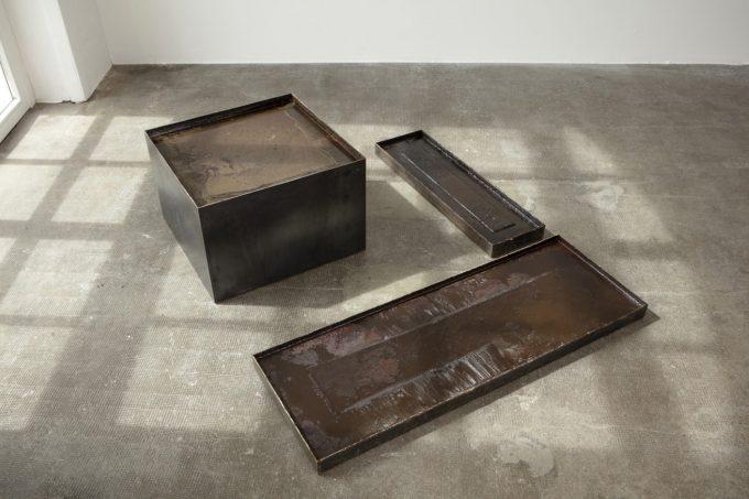 Exposition – Œuvre « Presque » de Pierre-Yves Freund - 0