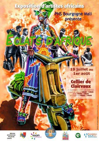 Exposition africaine : « ECLATS D'AFRIQUE » - 0